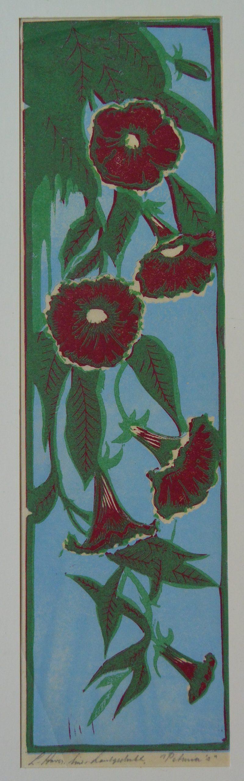 Bloemen-001 Petunia's